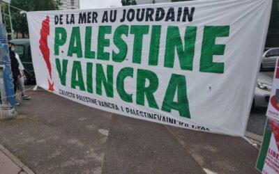 A Toulouse, les actions se multiplient en soutien à la Palestine