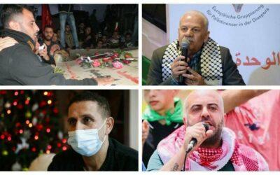 L'occupation israélienne lance une vague d'arrestations ciblant des militants palestiniens de gauche et des responsables communautaires