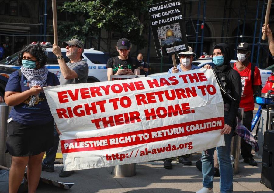 A New-York, les mobilisations se multiplient contre les colons sionistes et leurs soutiens