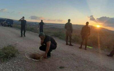 Israël lance une chasse à l'homme après une audacieuse évasion palestinienne d'une prison de haute sécurité