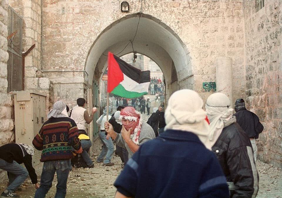 Within our Lifetime : Commémorons le 21e anniversaire de l'Intifada Al-Aqsa !