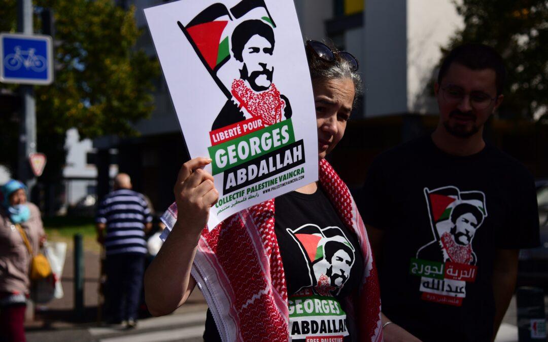 Dans le quartier populaire de Bagatelle à Toulouse, une solidarité croissante avec Georges Abdallah !