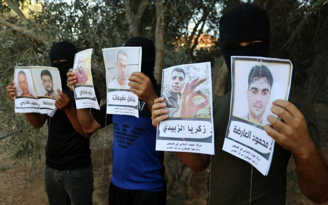 Soutenons le soulèvement des prisonniers palestiniens !