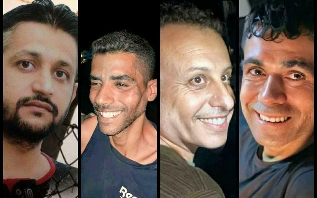 La résistance continue : quatre prisonniers du «Tunnel de la liberté» arrêtés tandis que la mobilisation s'intensifie dans les prisons sionistes